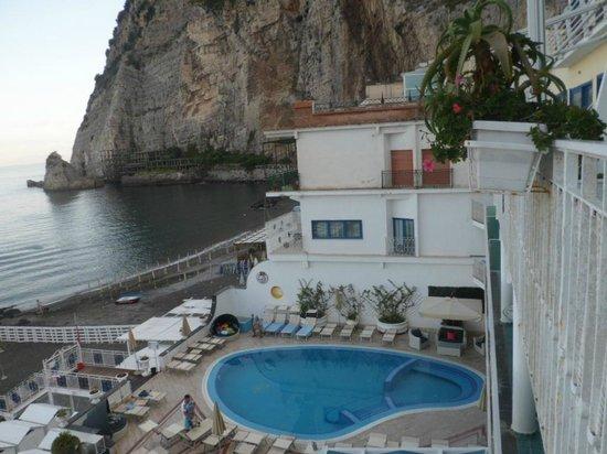 Mar Hotel Alimuri: Pool