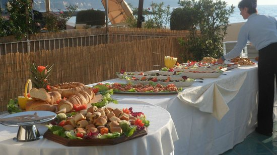 Meta, Ιταλία: Gala Lunch