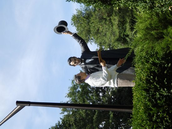 Grounds For Sculpture: Abe Lincoln