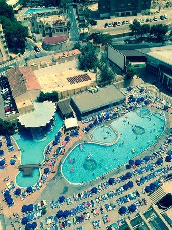 Gran Hotel Bali : My view