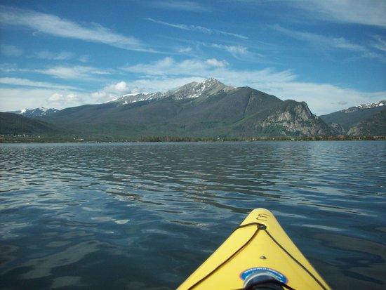 Adventure Paddle Tours : Heading back to Frisco