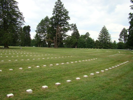 Gettysburg National Cemetery: Soldiers National Cemetery