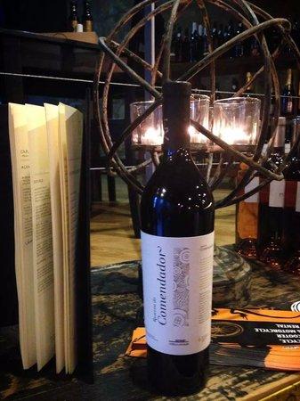 The Wine Box - Vinhos & Tapas: Excellent wines...