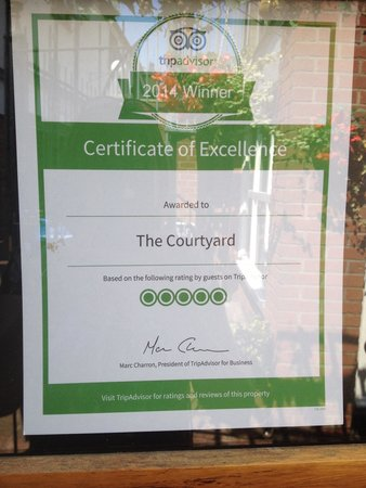 The Courtyard: Must visit when u r in Gt Yarmouth