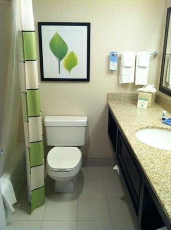 Fairfield Inn by Marriott Bangor : bathroom