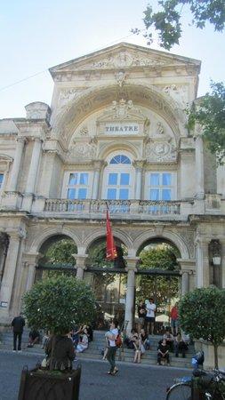 Opéra Théâtre d'Avignon : Theatro Gran Opera, Avignon