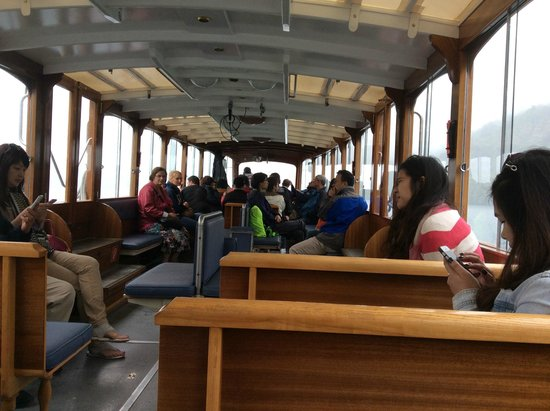Königssee: The boat that takes you around the lake