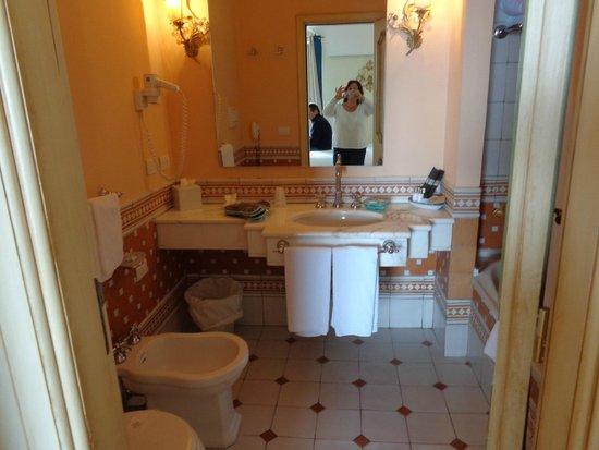 Albergo Punta Regina : bathroom