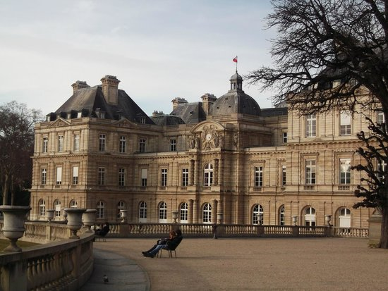 Jardin du Luxembourg : Ogrody Luksemburskie