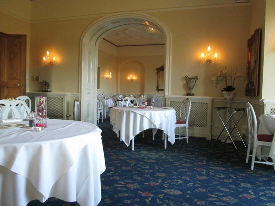 Branston Hall Hotel: Dining Room