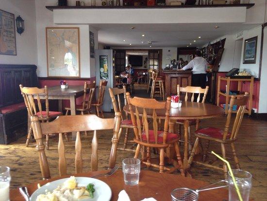 Templars Inn Restaurant: The main dining room