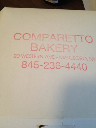 Comparetto Bakery