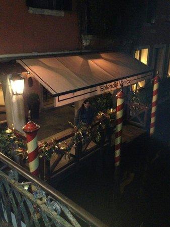 Starhotels Splendid Venice : Vu de l'hotel