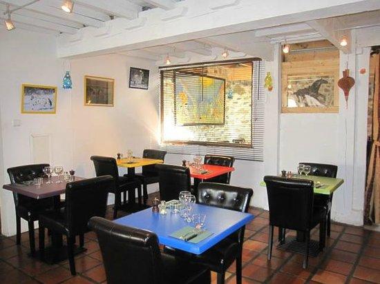 Salle du Restaurant Chez Jean-Marc, anciennement L'Appaloosa