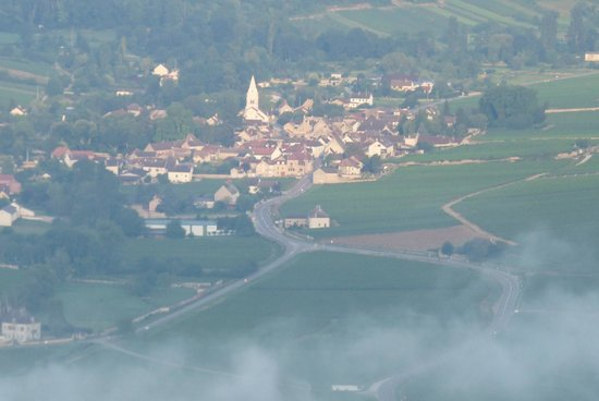 Beaune Montgolfiere: Auxey-Duresses