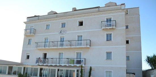 Santateresa Hotel : Vue de l'Hotel