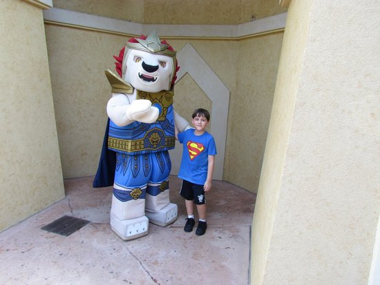 LEGOLAND Florida Resort: Lego Chima