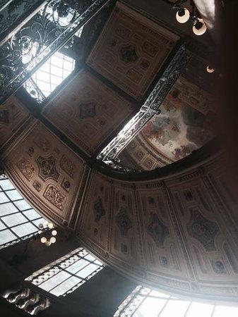 Museo Nacional de Artes: staircase