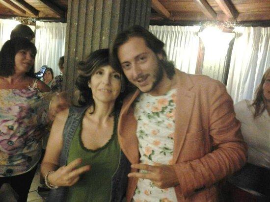 Paradiso Ricevimenti: mia moglie con Mirko del grande fratello