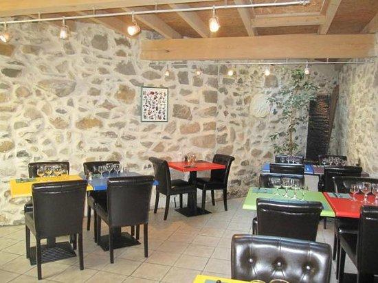 Salle 2 du Restaurant Chez Jean-Marc