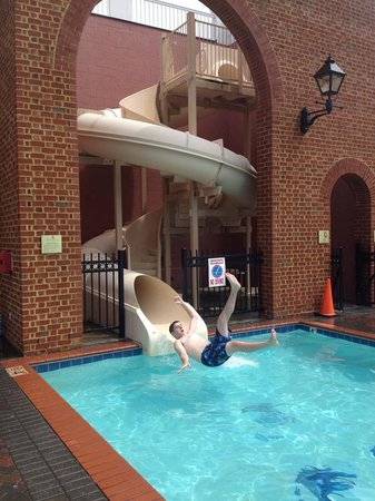The Founders Inn and Spa: Slide