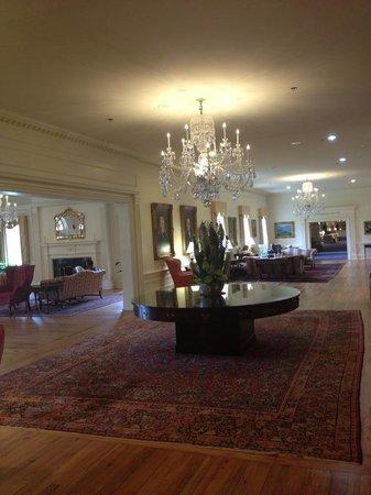 The Founders Inn and Spa: Lobby