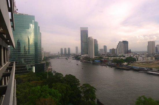 Royal Orchid Sheraton Hotel & Towers: view from my room