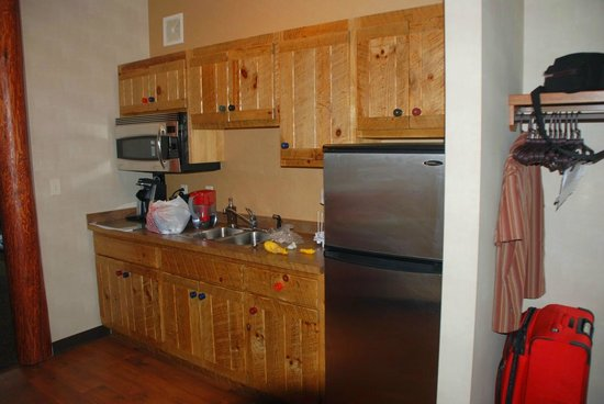 Stoney Creek Hotel & Conference Center - Sioux City: Kitchenette
