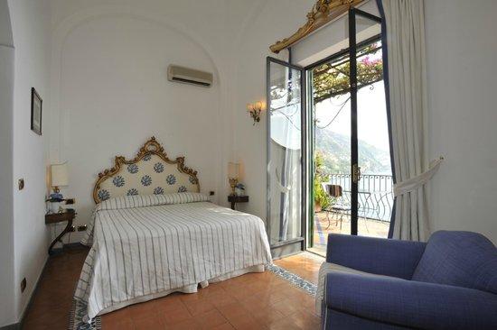 Hotel Miramare: deluxe double room