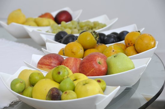 Hotel Miramare : fresh fruit