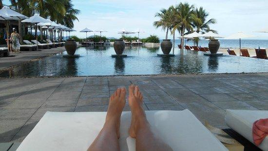 Mia Resort Nha Trang: The pool