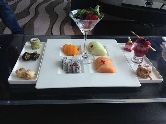 Sofitel Abu Dhabi Corniche : Welcome gift