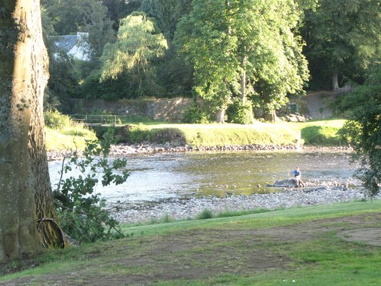 Banchory Lodge: The River