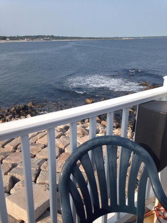 Coast Guard House: View from the deck