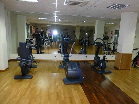 Hotel Elba Carlota: nieuwe toestellen