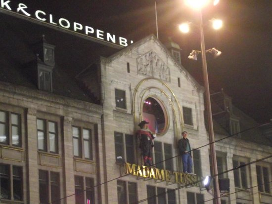 Madame Tussauds Amsterdam: p3