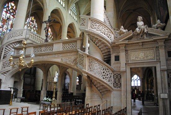 Saint-Étienne-du-Mont : St. Etienne du Mont