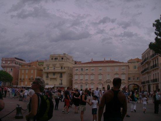 Prince's Palace (Palais du Prince) : place du palais princier