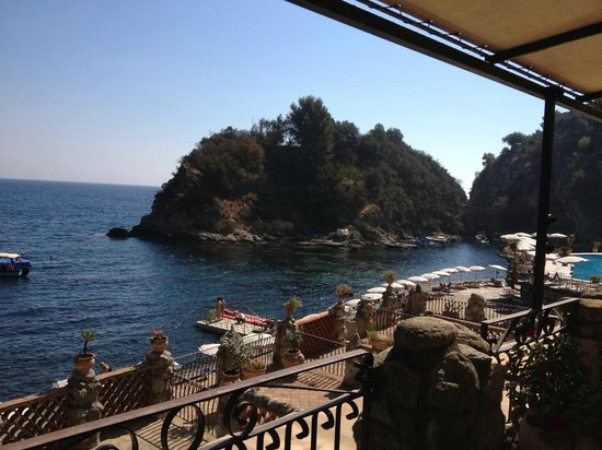 Grand Hotel Atlantis Bay: Isola Bella