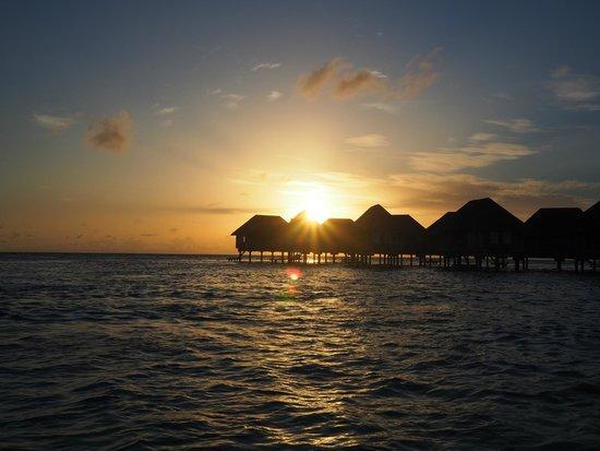 Club Med Kani : 水上屋 室外