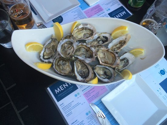 Fish Me: Oysters