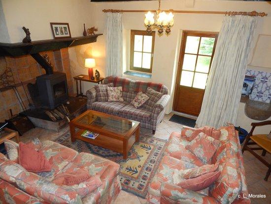 Susmiou, Francia: Living Room