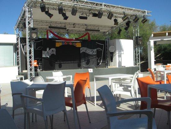 Gavimar Ariel Chico Club Resort : Entertainment area