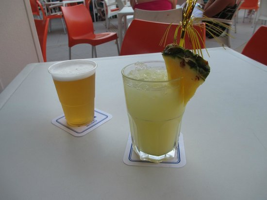 Gavimar Ariel Chico Club Resort : Drinks