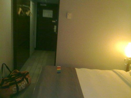 Park Inn by Radisson Sheremetyevo Airport Moscow Hotel: одноместный стандарт - вид на вход