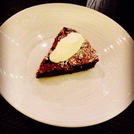 Bonbar: Gooey Chocolate Torte