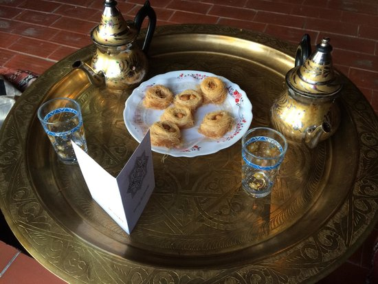 Tetería Carmen del Campillo: Tea for two