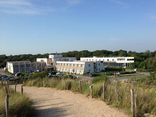 Golden Tulip Beach Hotel Westduin Vlissingen: Hotelanlage