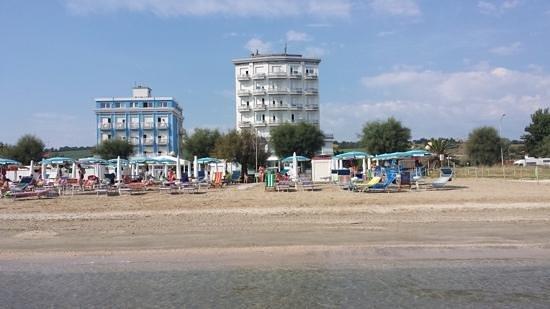 Hotel Gabbiano: l'albergo dalla spiaggia