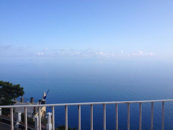 Hotel San Michele : Camera vista mare